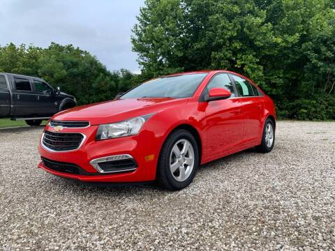 2016 Chevrolet Cruze Limited for sale at 64 Auto Sales in Georgetown IN