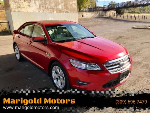2012 Ford Taurus for sale at Marigold Motors, LLC in Pekin IL