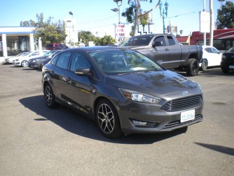 2017 Ford Focus for sale at AUTO SELLERS INC in San Diego CA