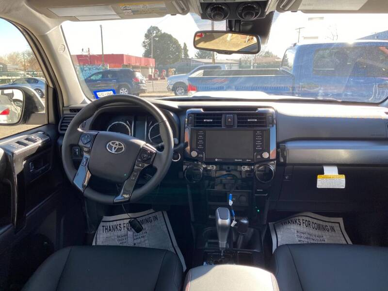 2020 Toyota 4Runner 4x4 TRD Off-Road 4dr SUV - Denver CO