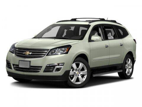 2016 Chevrolet Traverse for sale at Bergey's Buick GMC in Souderton PA