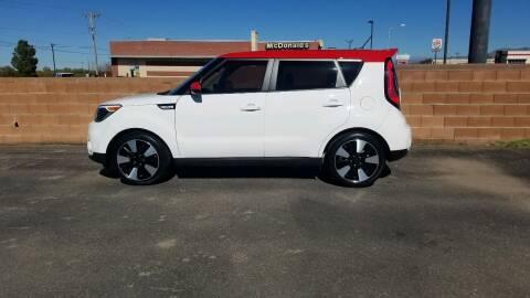 2017 Kia Soul for sale at Ryan Richardson Motor Company in Alamogordo NM