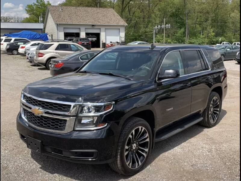 2017 Chevrolet Tahoe for sale at H4T Auto in Toledo OH