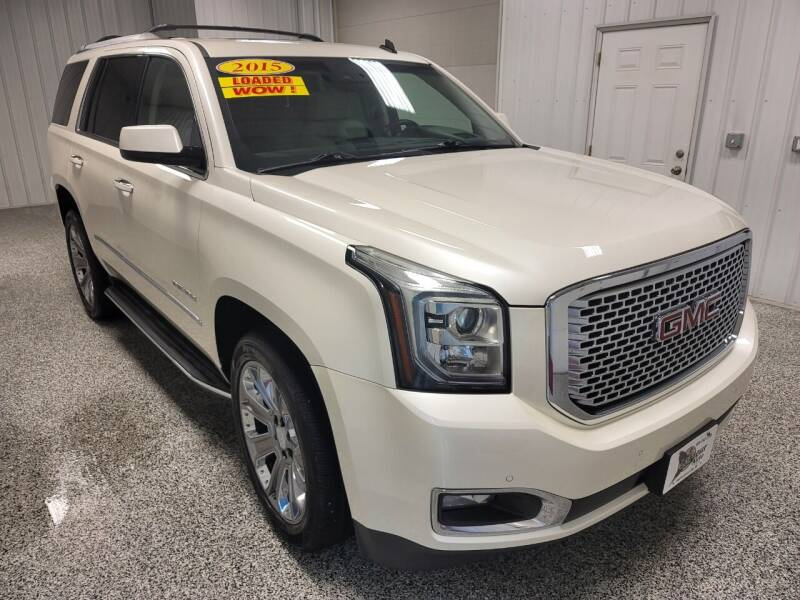 2015 GMC Yukon for sale at LaFleur Auto Sales in North Sioux City SD