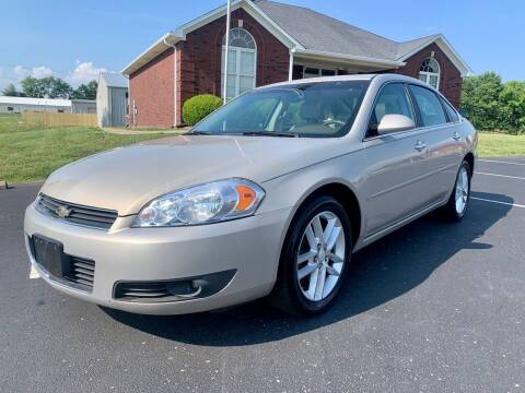 2008 Chevrolet Impala for sale at HillView Motors in Shepherdsville KY
