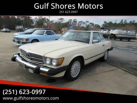 1963 Mercedes-Benz 230 SL for sale at Gulf Shores Motors in Gulf Shores AL