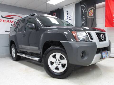 2012 Nissan Xterra for sale at TEAM MOTORS LLC in East Dundee IL