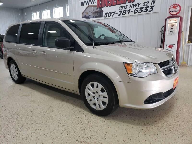 2015 Dodge Grand Caravan for sale at Kinsellas Auto Sales in Rochester MN