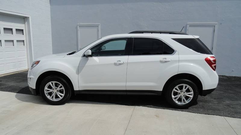 2017 Chevrolet Equinox for sale at WRIGHT'S in Hillsboro KS
