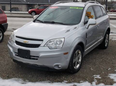 2013 Chevrolet Captiva Sport for sale at We Finance Inc in Green Bay WI