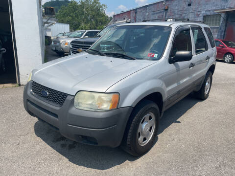 2004 Ford Escape for sale at Turner's Inc - Main Avenue Lot in Weston WV