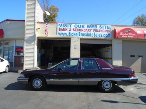 1993 Buick Roadmaster for sale at Bickel Bros Auto Sales, Inc in Louisville KY