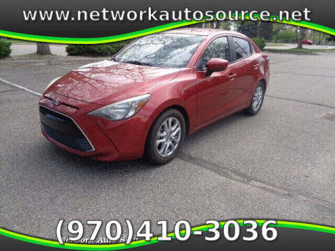 2016 Scion iA for sale at Network Auto Source in Loveland CO