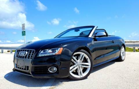2011 Audi S5 for sale at HD CARS INC in Hollywood FL