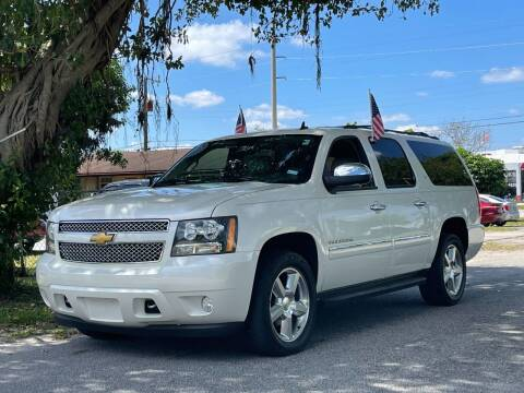 2014 Chevrolet Suburban for sale at Auto Direct of South Broward in Miramar FL