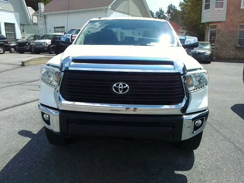 2014 Toyota Tundra for sale at Paul's Auto Inc in Bethlehem PA