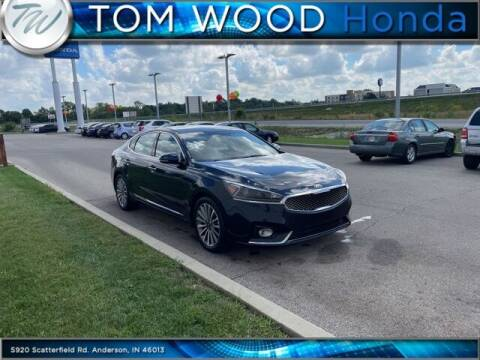 2017 Kia Cadenza for sale at Tom Wood Honda in Anderson IN
