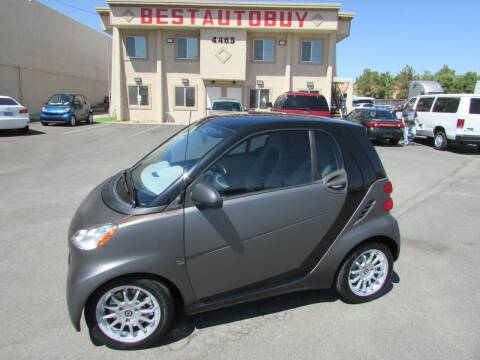 2011 Smart fortwo for sale at Best Auto Buy in Las Vegas NV