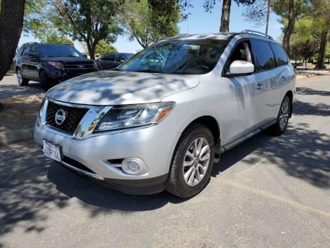 2013 Nissan Pathfinder for sale at Matador Motors in Sacramento CA