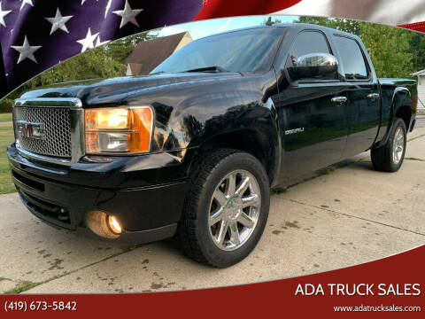 2013 GMC Sierra 1500 for sale at Ada Truck Sales in Ada OH