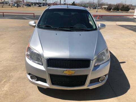 2011 Chevrolet Aveo for sale at Moore Imports Auto in Moore OK