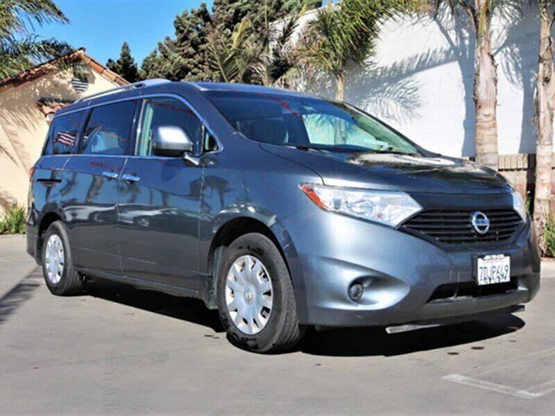 2014 Nissan Quest for sale in Santa Maria, CA