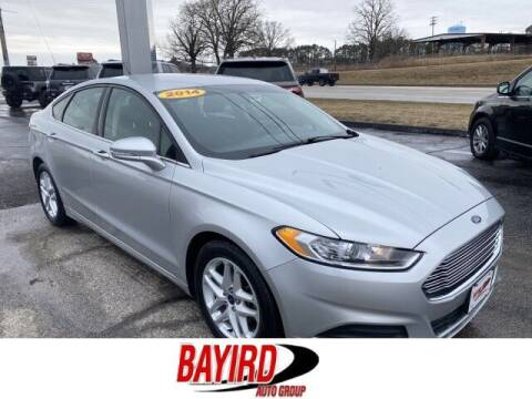2014 Ford Fusion for sale at Bayird Truck Center in Paragould AR