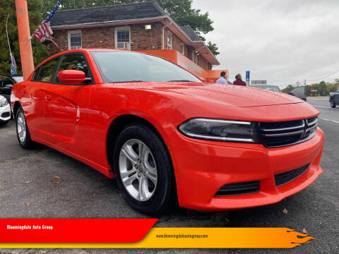 2017 Dodge Charger for sale at Bloomingdale Auto Group - The Car House in Butler NJ