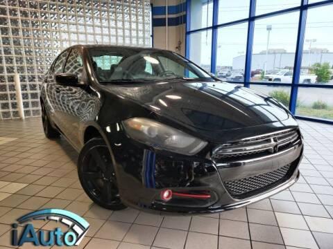 2013 Dodge Dart for sale at iAuto in Cincinnati OH