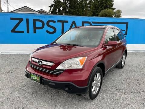 2007 Honda CR-V for sale at Zipstar Auto Sales in Lynnwood WA
