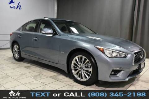 2020 Infiniti Q50 for sale at AUTO HOLDING in Hillside NJ