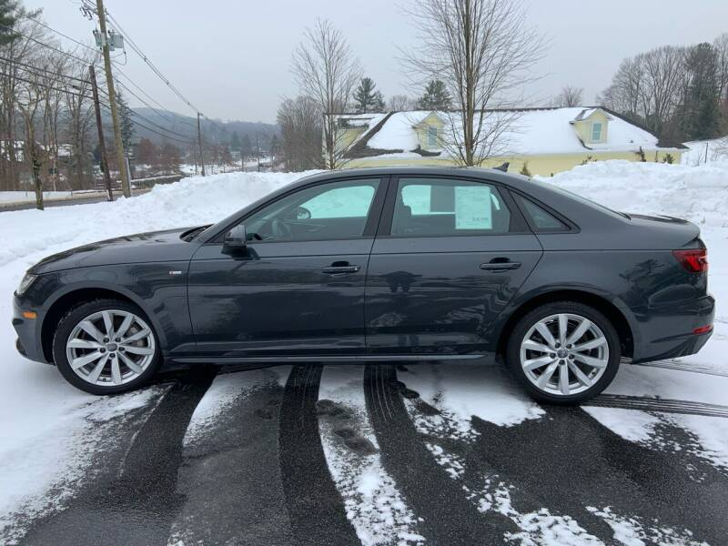 2018 Audi A4 for sale at ROBERT MOTORCARS in Woodbury CT