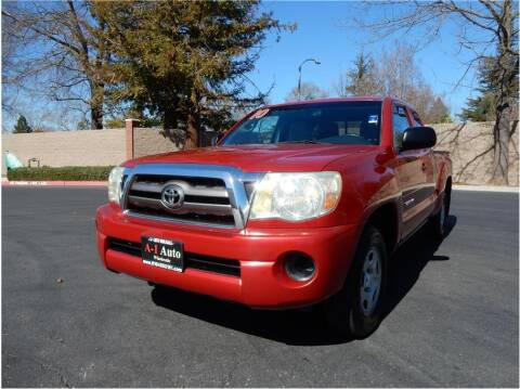 2010 Toyota Tacoma for sale at A-1 Auto Wholesale in Sacramento CA