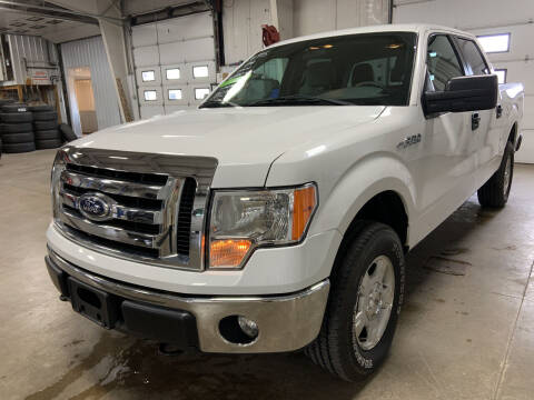 2012 Ford F-150 for sale at Blake Hollenbeck Auto Sales in Greenville MI