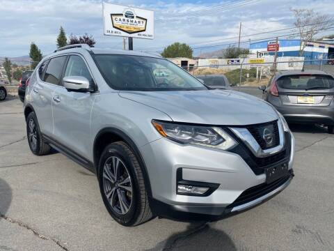 2017 Nissan Rogue for sale at CarSmart Auto Group in Murray UT