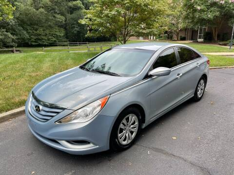 2011 Hyundai Sonata for sale at Bowie Motor Co in Bowie MD