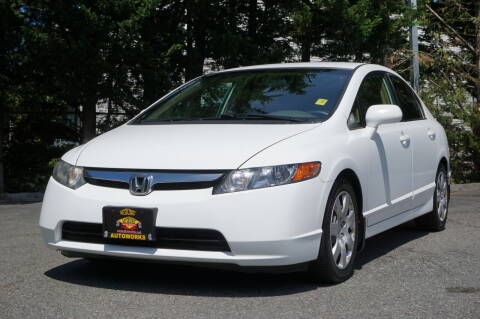 2008 Honda Civic for sale at West Coast Auto Works in Edmonds WA