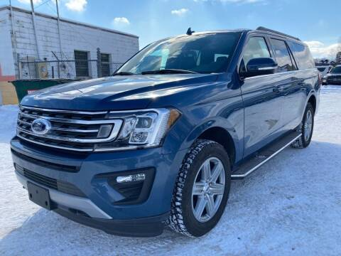 2020 Ford Expedition MAX for sale at SUNSET CURVE AUTO PARTS INC in Weyauwega WI