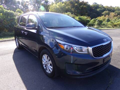 2015 Kia Sedona for sale at J & D Auto Sales in Dalton GA
