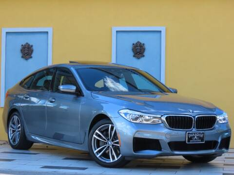 2019 BMW 6 Series for sale at Paradise Motor Sports LLC in Lexington KY