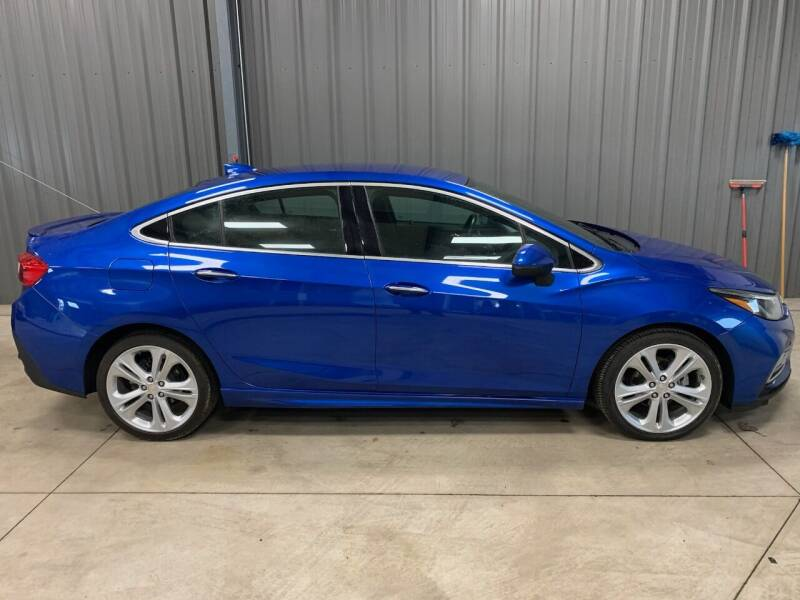 2017 Chevrolet Cruze for sale at All Star Autos, Inc in La Porte IN