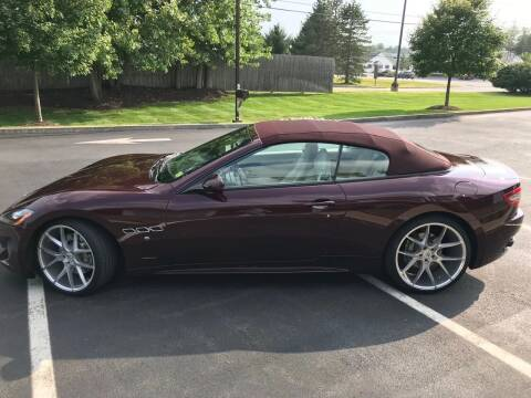 2014 Maserati GranTurismo for sale at R & R Motors in Queensbury NY