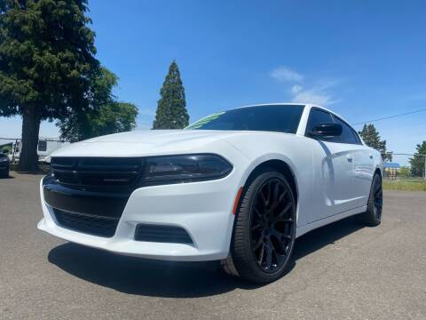 2019 Dodge Charger for sale at Pacific Auto LLC in Woodburn OR
