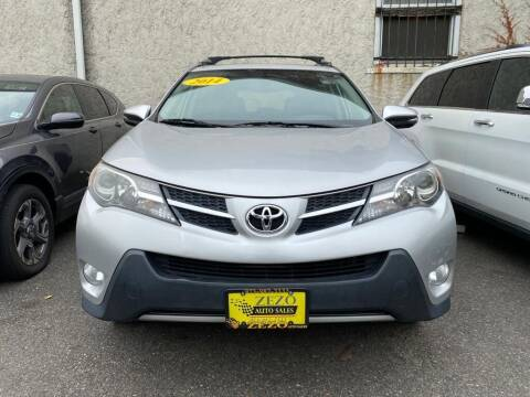 2014 Toyota RAV4 for sale at Buy Here Pay Here Auto Sales in Newark NJ