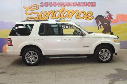 2008 Ford Explorer for sale at Sundance Chevrolet in Grand Ledge MI