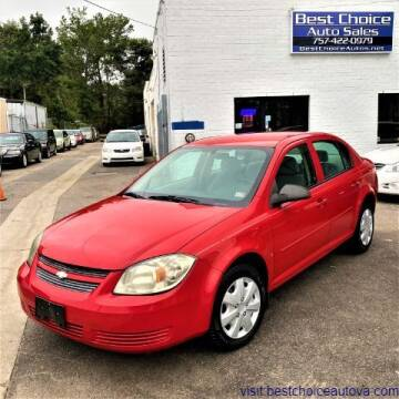 2008 Chevrolet Cobalt for sale at Best Choice Auto Sales in Virginia Beach VA