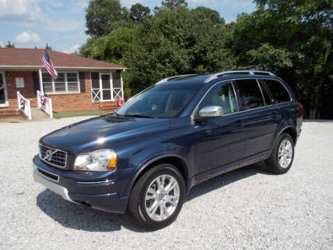 2013 Volvo XC90 for sale at Carolina Auto Connection & Motorsports in Spartanburg SC