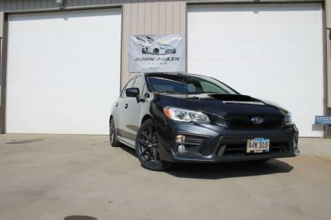 2018 Subaru WRX for sale at Born Again Auto's in Sioux Falls SD