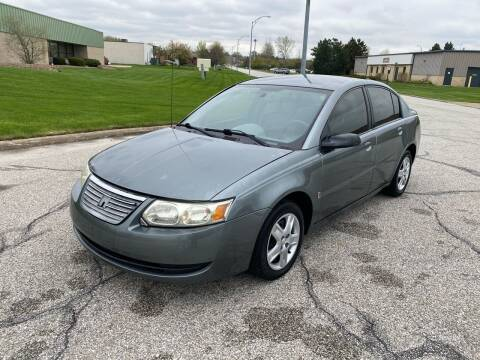 2007 Saturn Ion for sale at JE Autoworks LLC in Willoughby OH
