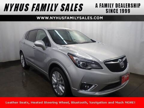 2019 Buick Envision for sale at Nyhus Family Sales in Perham MN